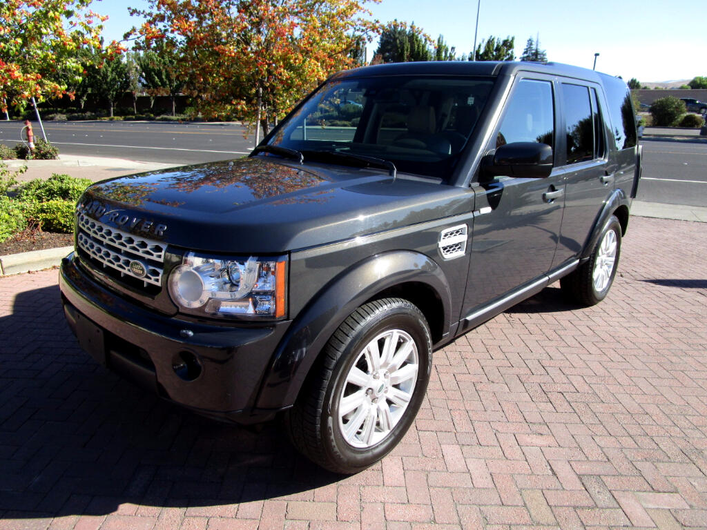 2013 Land Rover LR4 HSE*TRIPLE ROOFS*REAR CLIMATE*3RD ROW*TOW PKG*