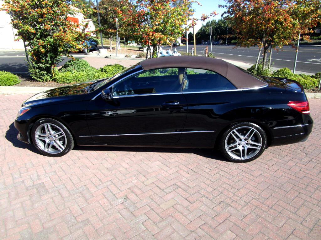 2014 Mercedes-Benz E350 CABRIOLET**AMG SPORT-PREMIUM*DRIVER ASSIST PKG*