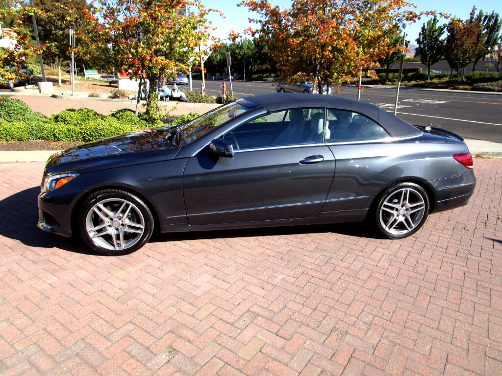 2014 Mercedes-Benz E350 CABRIOLET**AMG SPORT-PREMIUM**DRIVER ASSIST PKG**