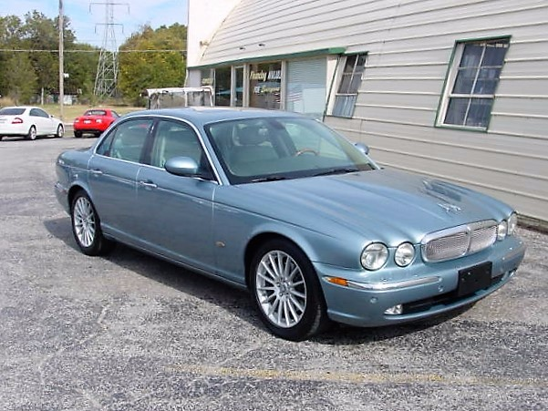 2006 Jaguar XJ-Series XJ8