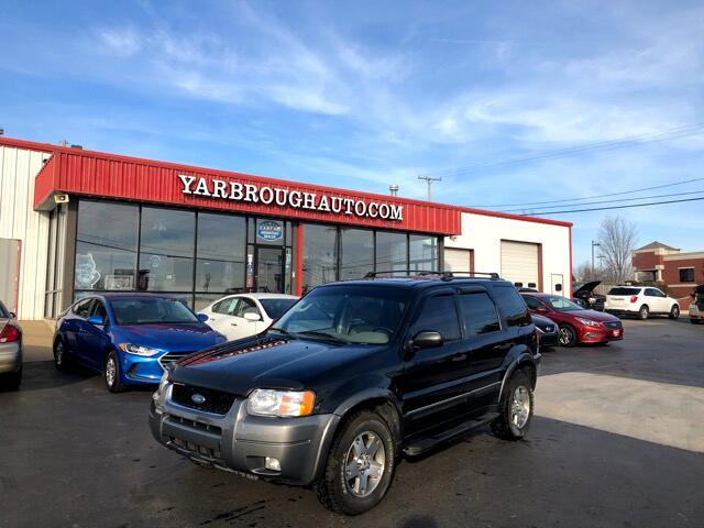 2004 Ford Escape 4WD 4dr XLT