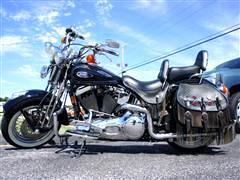 1998 Harley-Davidson FLSTS