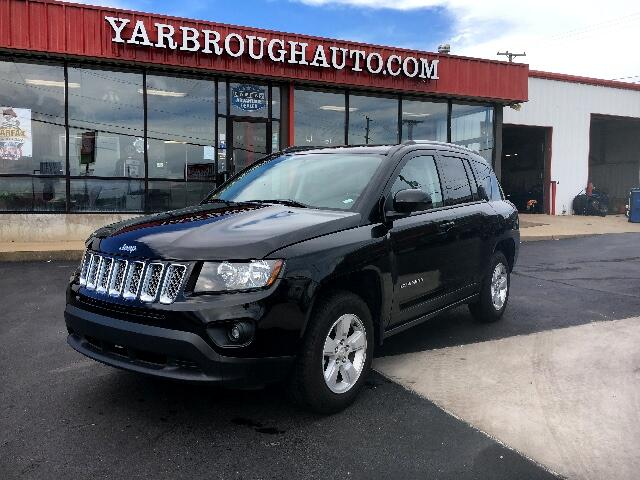 2016 Jeep Compass Latitude FWD