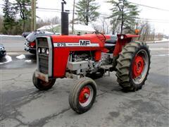1975 Massey Ferguson Farm