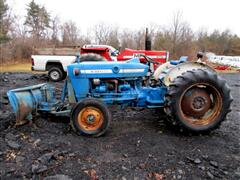 1972 Ford Tractor