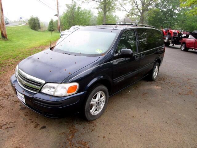 2002 Chevrolet Venture Extended Wheelbase LS AWD