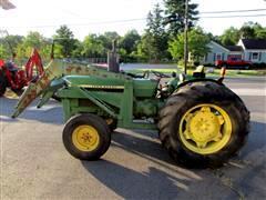 1974 John Deere Tractor