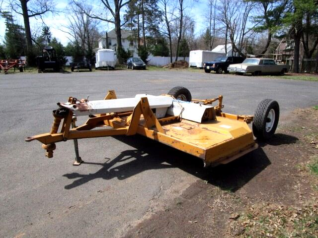 2000 Woods D184-2 208-2 WOODS DUAL SPINDLE TRAILING MOWER