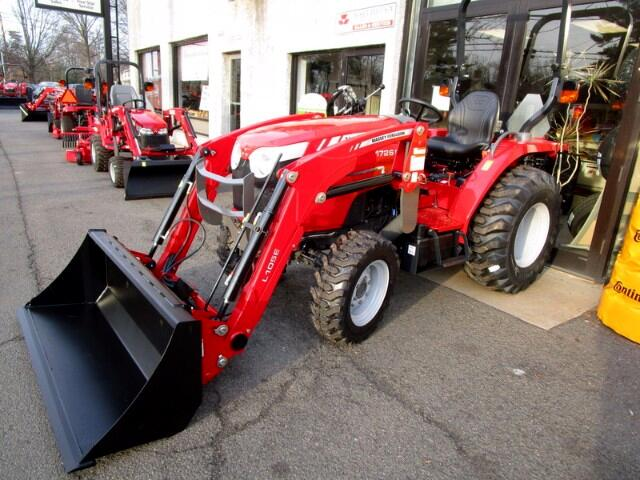 2016 Massey Ferguson Farm MF1726EHL 4WD TRACTOR
