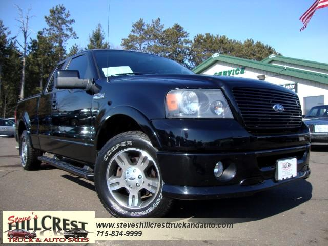 2007 Ford F-150 Sport SuperCab 2WD