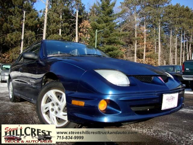 2001 Pontiac Sunfire SE sedan