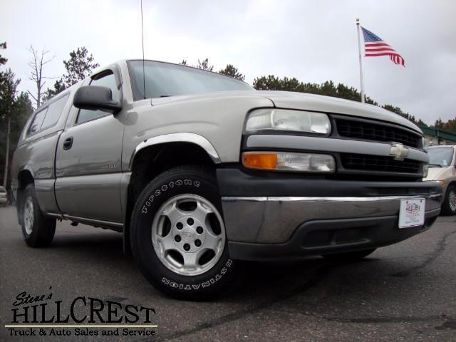 2001 Chevrolet Silverado 1500 Short Bed 2WD