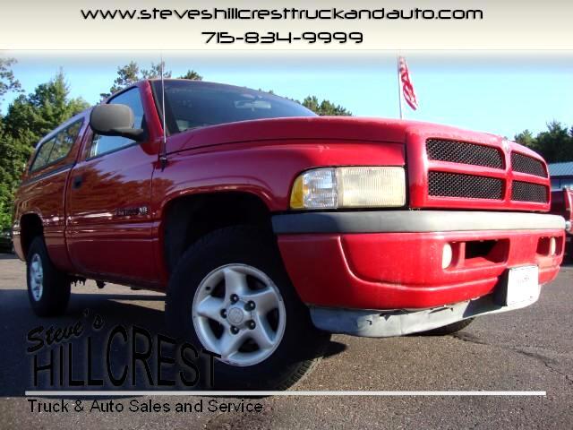 1998 Dodge Ram 1500 Reg. Cab 6.5-ft. Bed 2WD