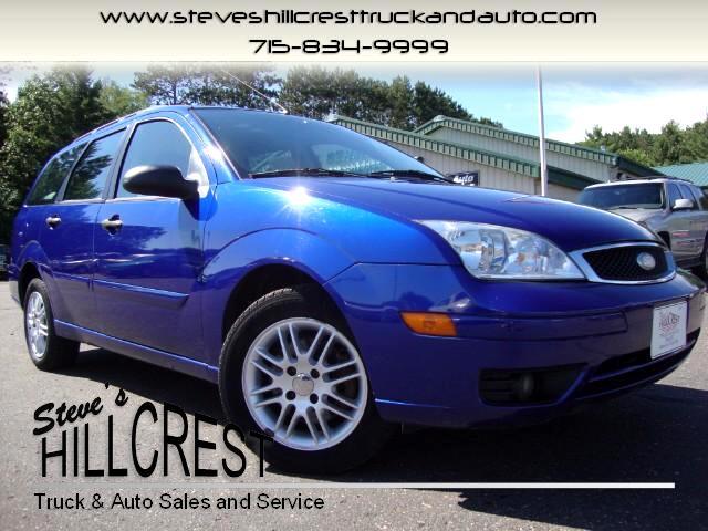 2005 Ford Focus Wagon ZXW SE