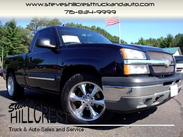 2005 Chevrolet Silverado 1500 LS Short Bed 2WD