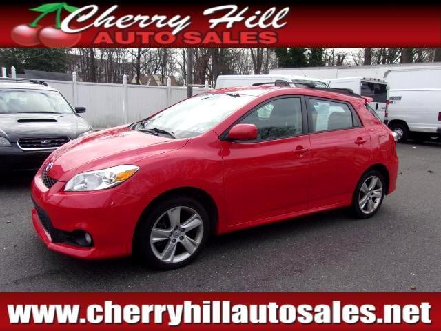 2011 Toyota Matrix S AWD 4-Speed AT