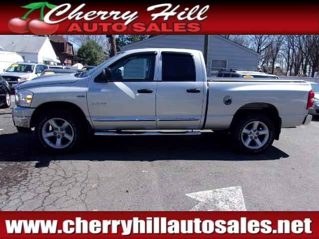 2008 Dodge Ram 1500 SLT Quad Cab Short Bed 4WD