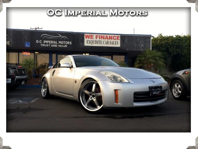 2007 Nissan 350Z Enthusiast Coupe
