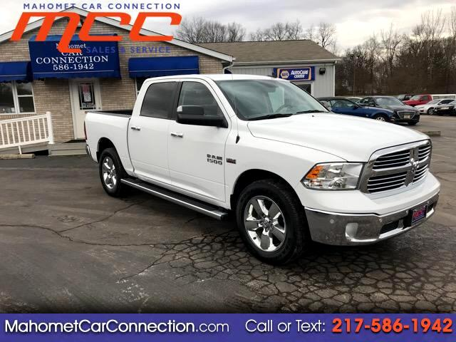 2016 RAM 1500 SLT 4WD BIG HORN EDITION