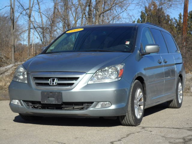 2006 Honda Odyssey Touring w/DVD/NAV