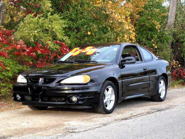 2000 Pontiac Grand Am GT coupe