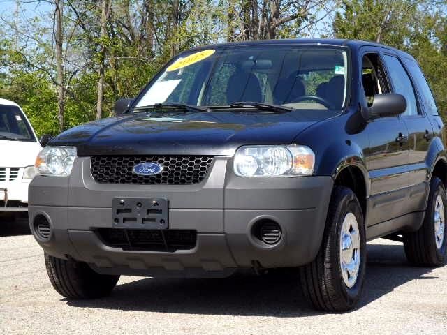 2005 Ford Escape XLS 4WD Manual