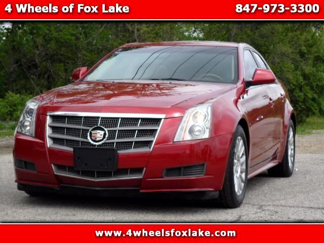2011 Cadillac CTS 3.0L Luxury AWD w/ Navi