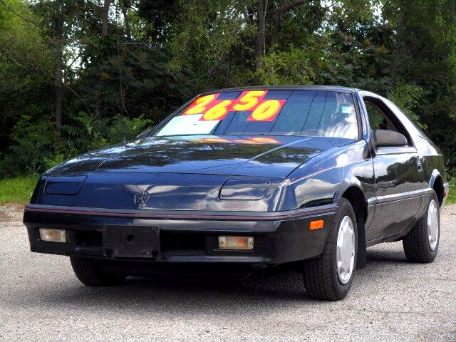 1989 Dodge Daytona Base