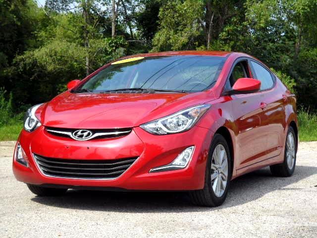 2014 Hyundai Elantra GLS A/T