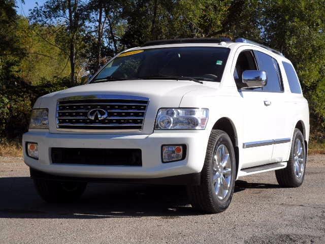 2010 Infiniti QX56 AWD