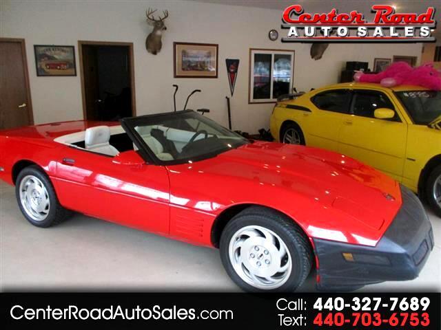 1993 Chevrolet Corvette Convertible