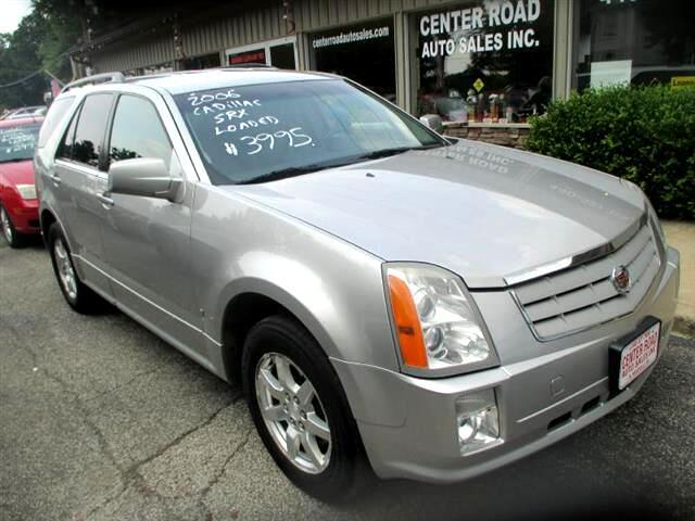 2006 Cadillac SRX V6