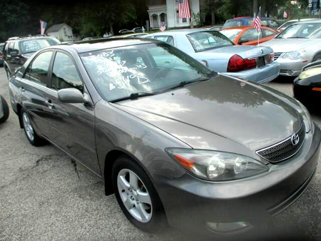2003 Toyota Camry LE V6