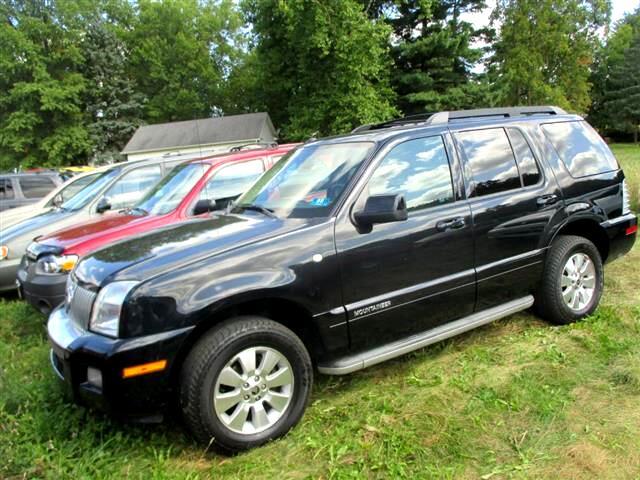2010 Mercury Mountaineer Luxury 4.0L AWD