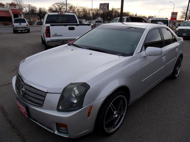 2003 Cadillac CTS 4 door