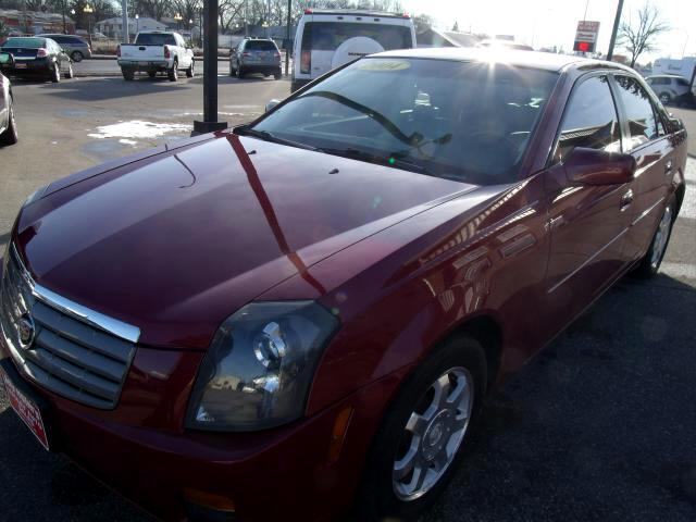 2004 Cadillac CTS Sport
