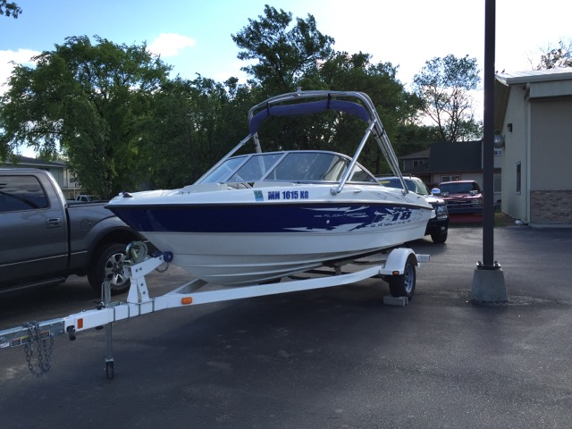 2007 Bayliner Ski Boat Base