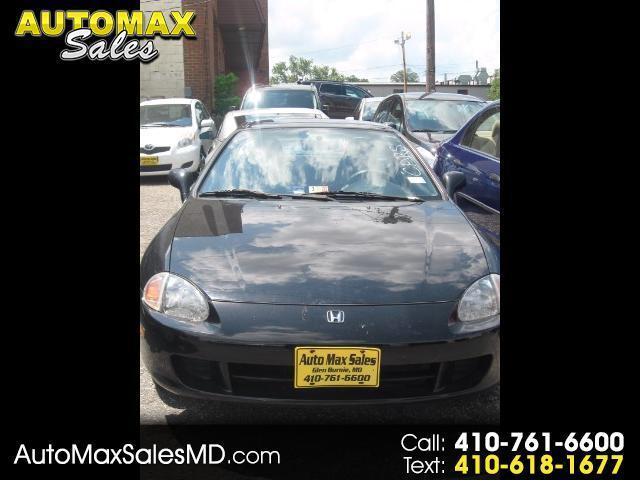 1997 Honda Del Sol Si