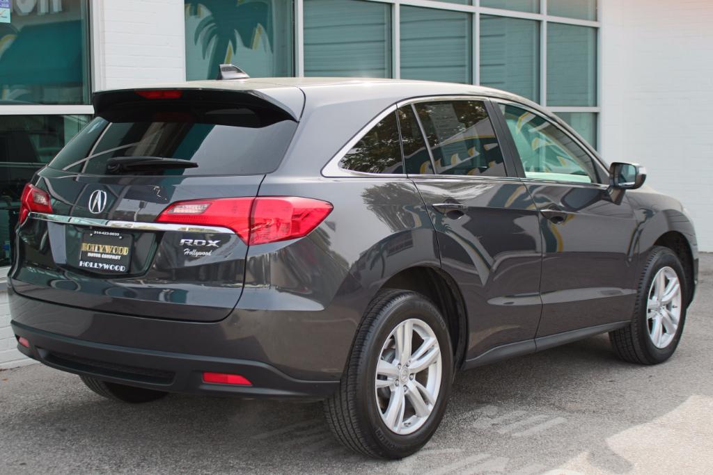 2015 Acura RDX 6-Spd AT AWD