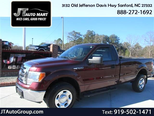 2009 Ford F-150 XLT 8-ft. Bed 4WD