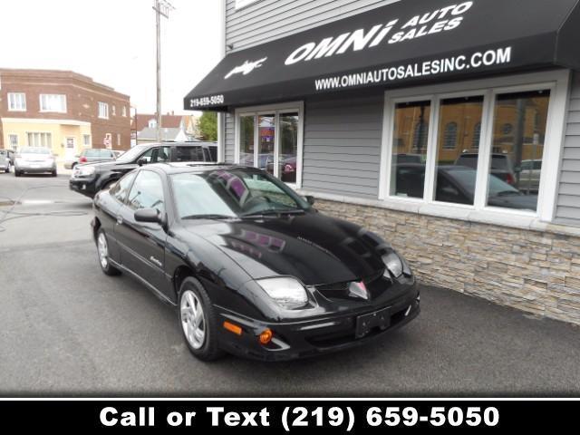 2000 Pontiac Sunfire SE coupe