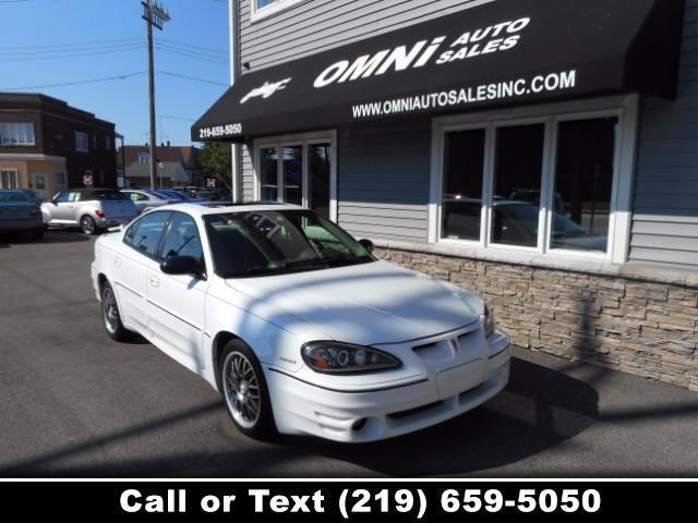 2004 Pontiac Grand Am GT sedan