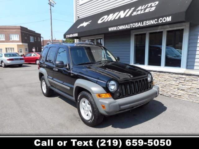 2006 Jeep Liberty Sport 4WD