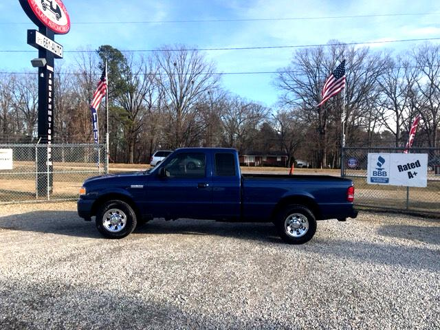 2009 Ford Ranger XLT SuperCab 2-Door 2WD