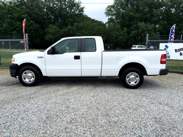 used 2008 ford f 150 xl supercab 6 5 ft bed 2wd for sale in raleigh nc 27603 joseph motors. Black Bedroom Furniture Sets. Home Design Ideas