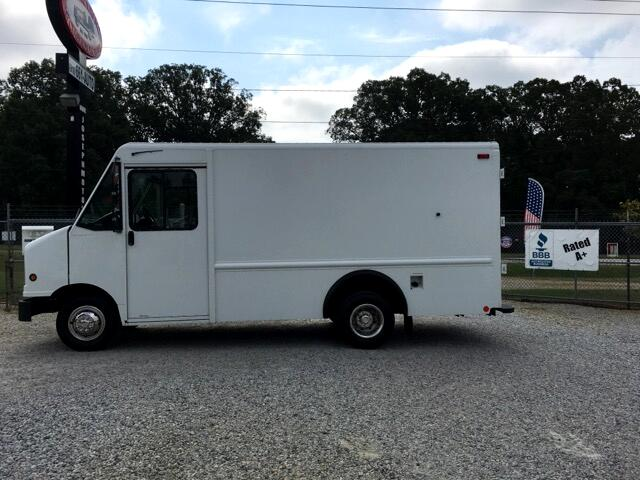 2006 Ford Econoline Commercial Chassis STEP VAN