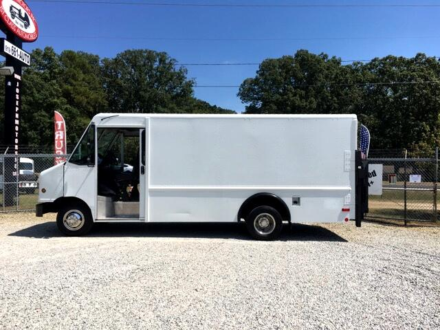 2007 Ford Econoline Commercial Chassis Step Van