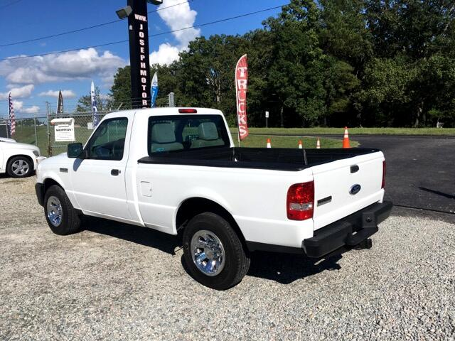 2011 Ford Ranger Regular Cab 2WD