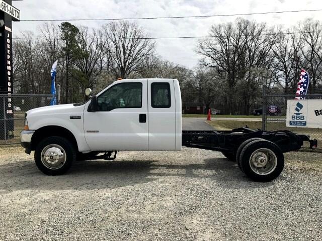 2004 Ford F-550 SuperCab 2WD DRW