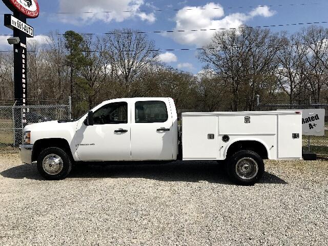 2008 Chevrolet Silverado 3500HD Work Truck Crew Cab DRW 4WD